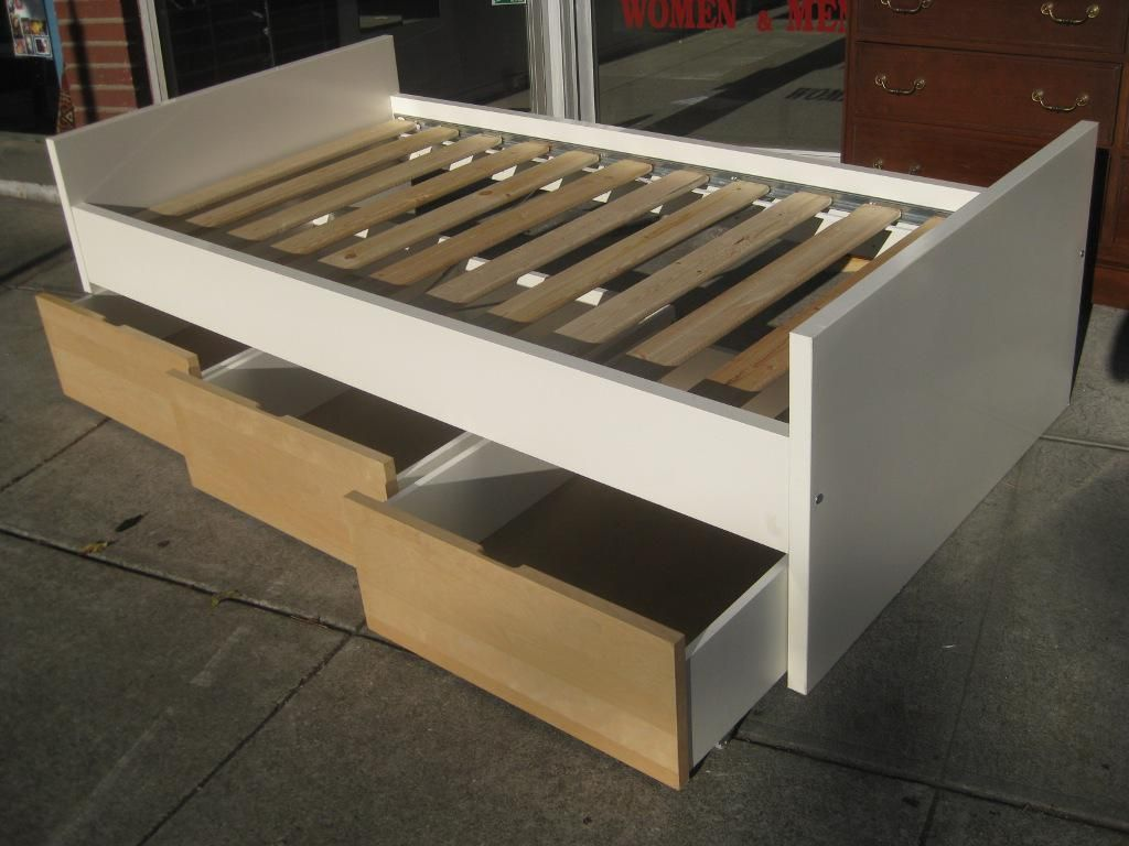 Innovative Under Bed Shoe Storage Bed With Drawers Underneath