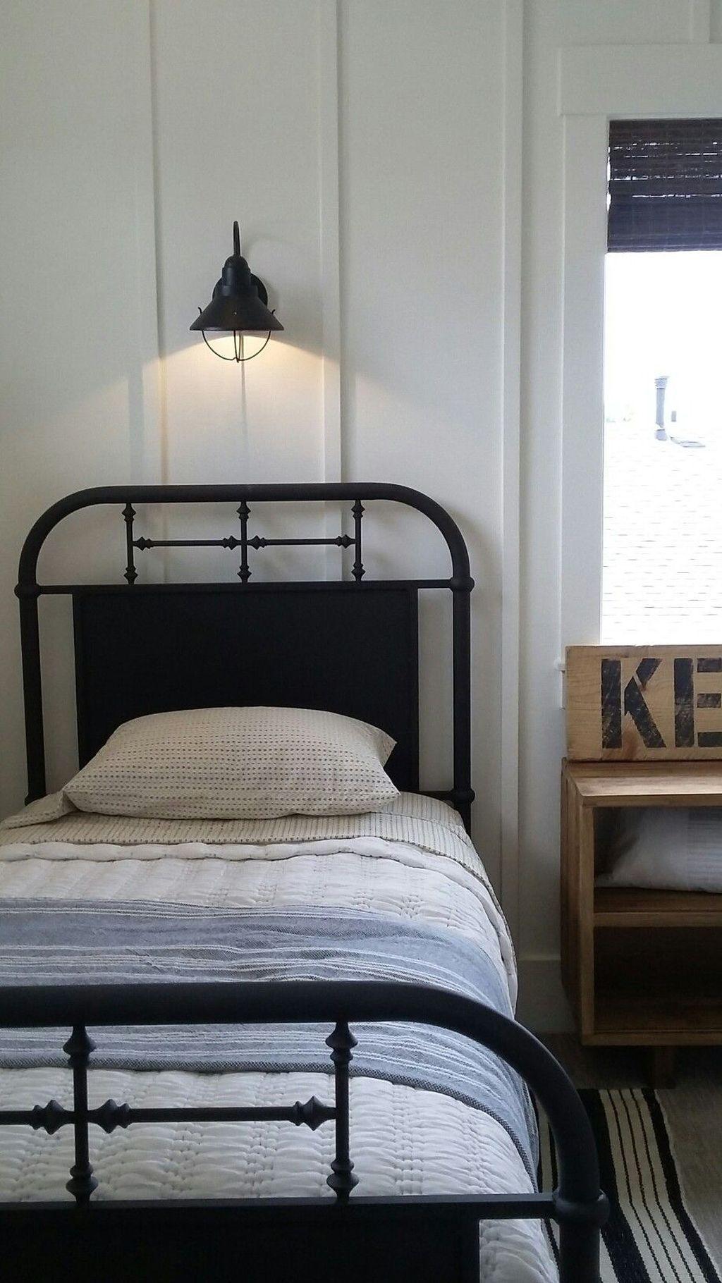 20+ Lovely Boys Room Design Ideas Farmhouse style
