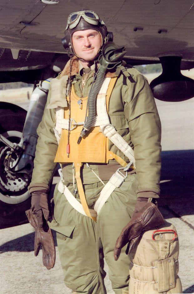 air crew i.r air force base jacken