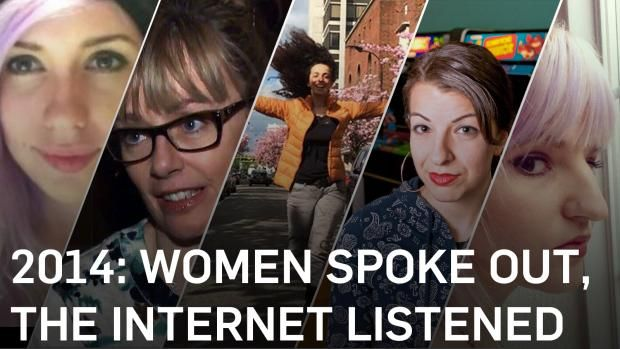 2014: The year women joined forces online & the Internet listened | http://www.ctvnews.ca/world/2014-the-year-women-joined-forces-online-and-the-internet-listened-1.2161217 | #women  #socialmedia #fem2 | 12/25