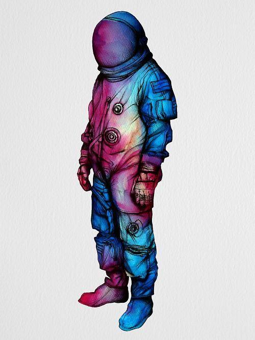 Pin De Michael Fung En Eyes Astronauta Arte Espacial Imagenes De Astronautas