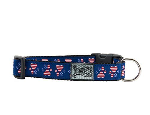 RC Pet Products 1 Adjustable Dog Clip Collar Medium