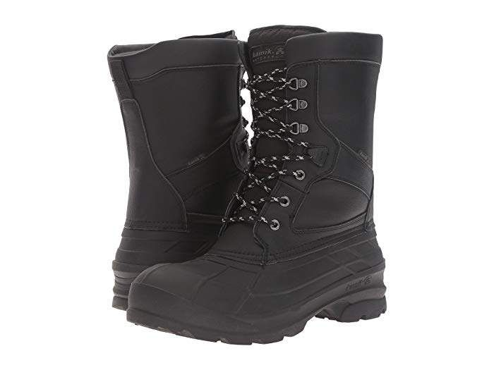 Kamik Nationpro | Mens waterproof boots, Boots, Waterproof boots