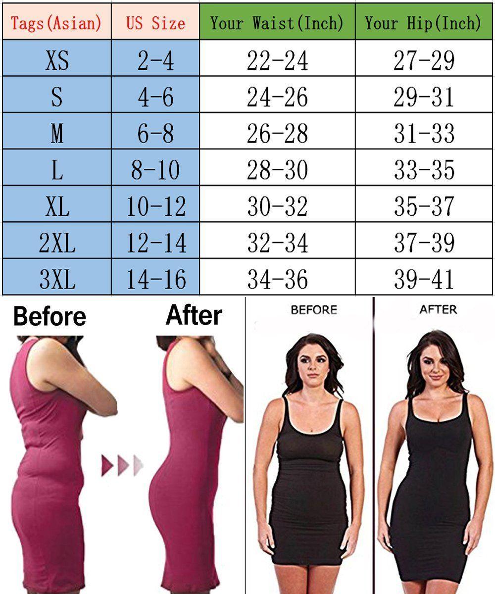 3167df1fd9 FUT Women Body Shaper High Waist Butt Lifter Tummy Control Panty Slim Waist  Trainer