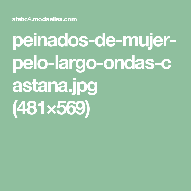 peinados-de-mujer-pelo-largo-ondas-castana.jpg (481×569)