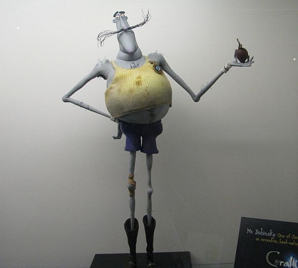 Mr Bobinsky From Coraline Coraline Coraline Movie Art Reference