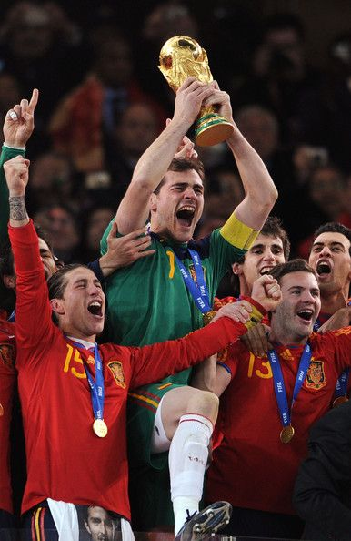 Iker Casillas Photos Photos Netherlands V Spain 2010 Fifa World Cup Final Iker Casillas Fifa World Cup Fifa