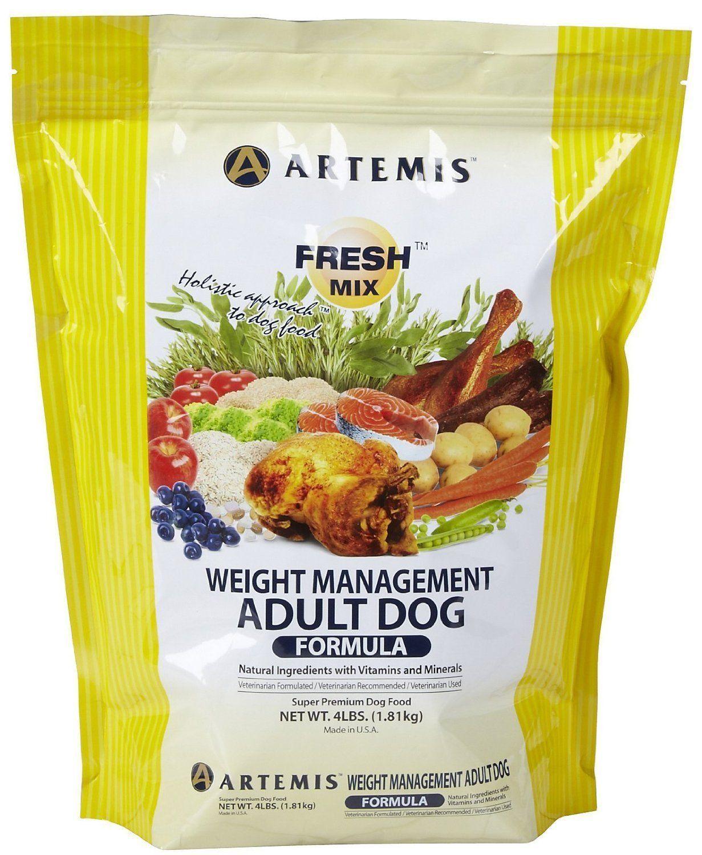 4 Lb, Fresh Mix Weight Management Formula for Adult Dog