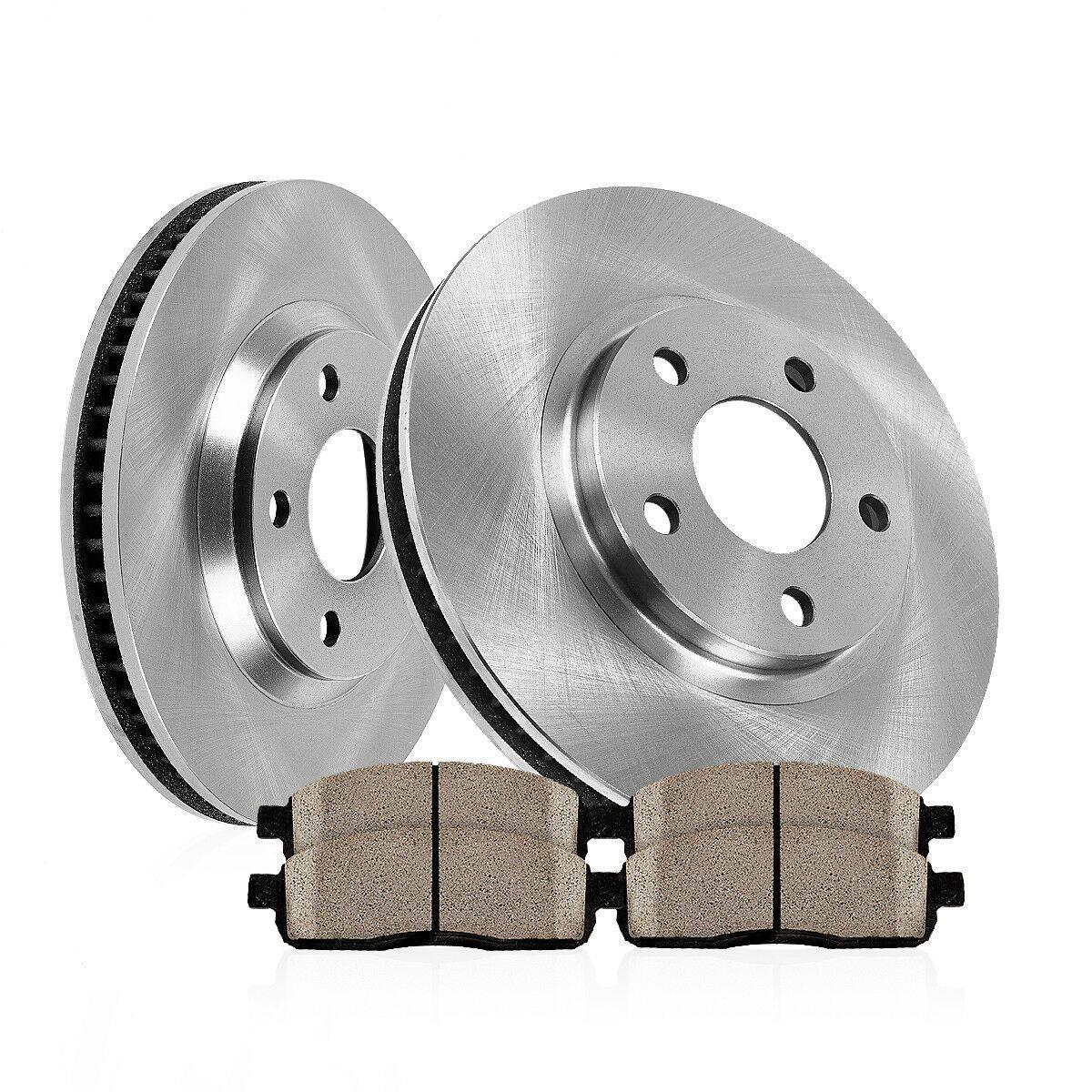 Nakamoto Front /& Rear Premium Posi Metallic Disc Brake Pad Set Kit for Impala