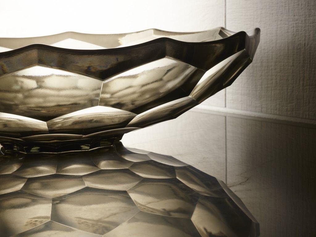 Briolette Glass Vessel Sink http://www.us.kohler.com/us/Briolette ...