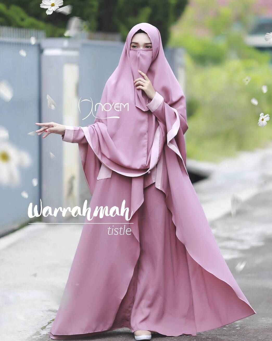 Pin By Tausiyah Cinta On Tausiyahcinta In 2018 Pinterest Niqab Lakesha Tunik Dusty Dressed To Excite