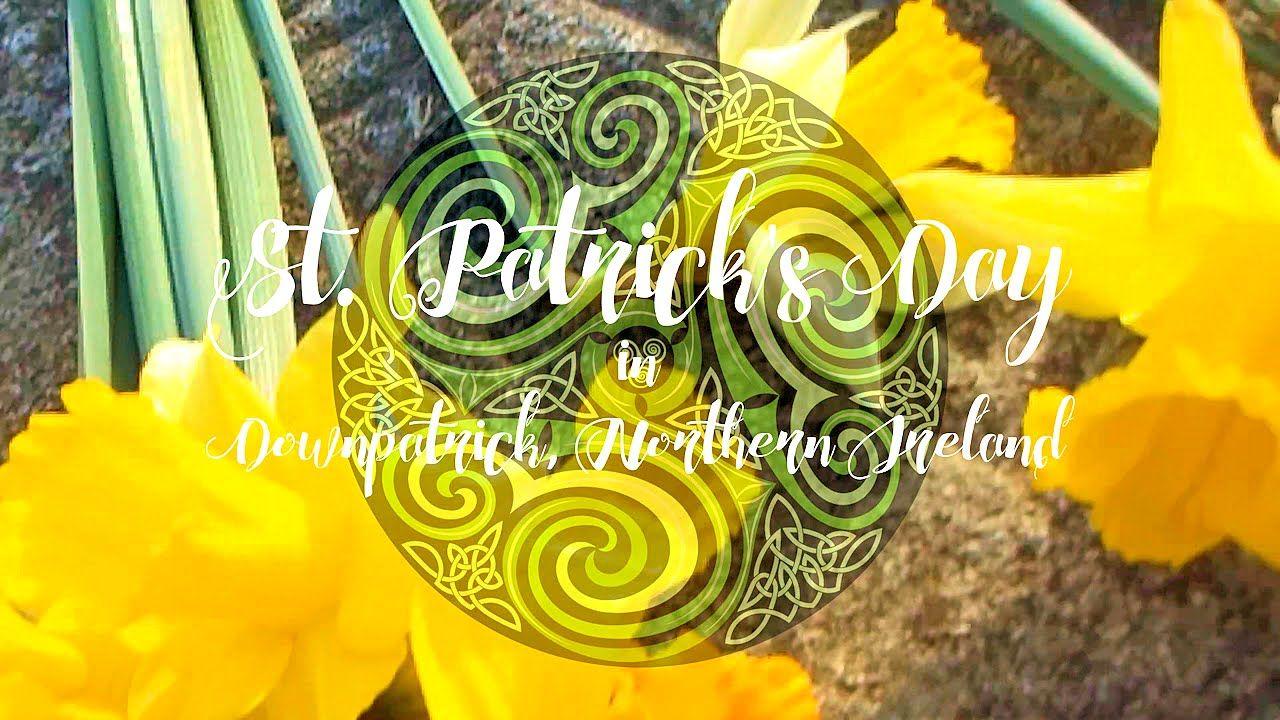 VLOG || St  Patrick's Day in Downpatrick // kazzified29