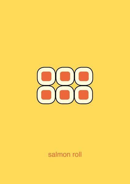 Reminiscent Design Art Sushi Design Sushi Art Blog Design