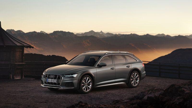 2020 Auto A6 Allroad Marks 20th Anniversary Of The Rugged Wagon Audi A6 Allroad Audi Sedan Audi