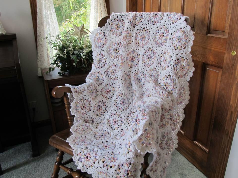 Pin de Natalia Ulrich en Crochet Mantas y mantillas | Pinterest | Manta