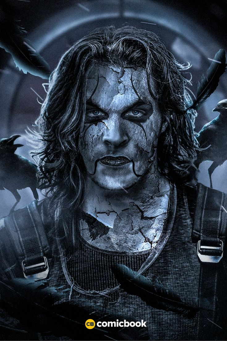 The Crow Reboot Begins Filming With Jason Momoa In 2017