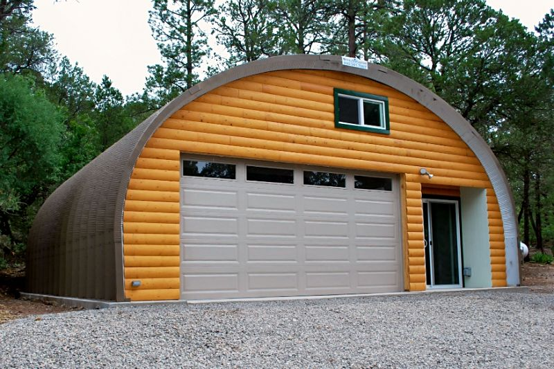 Custom Steel Building Designs | BUILDINGS | Quonset hut