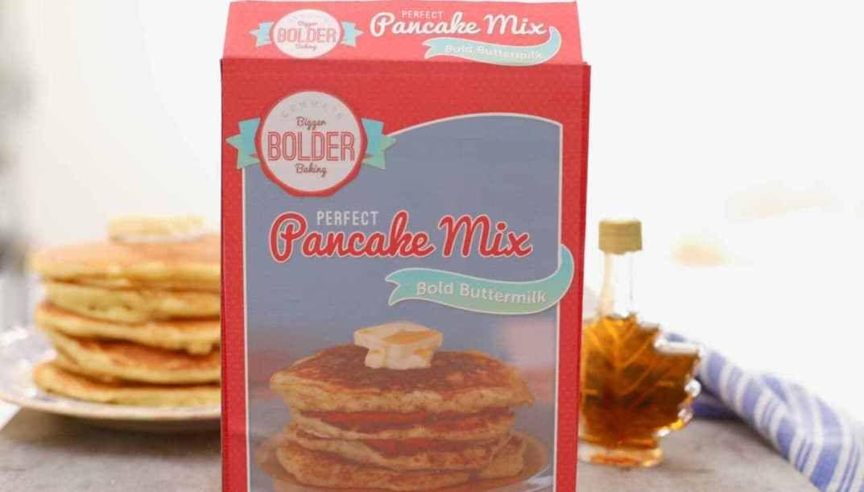 How To Make Buttermilk Substitute Gemma S Bigger Bolder Baking Recipe Best Homemade Pancakes Homemade Pancake Recipe Buttermilk Pancake Mix