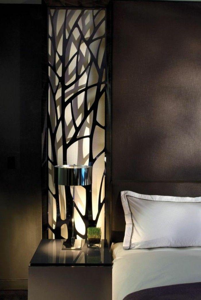 schlafzimmer in schwarz dekorieren belchetung schlafzimmer ideen - wohnzimmer dekoration grau