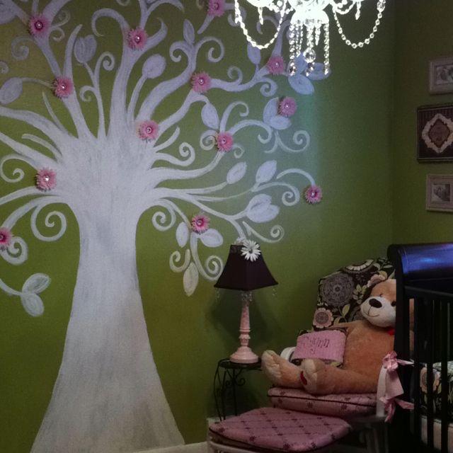 The 25+ best Pink green nursery ideas on Pinterest   Pink ...