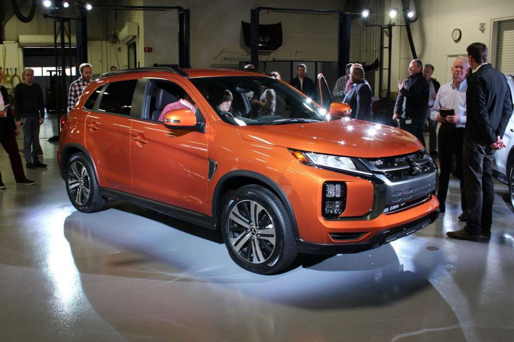 10 New Thoughts About Mitsubishi Asx 2020 Price That Will Turn Your World Upside Down Mitsubishi Outlander Outlander Phev Concept Cars