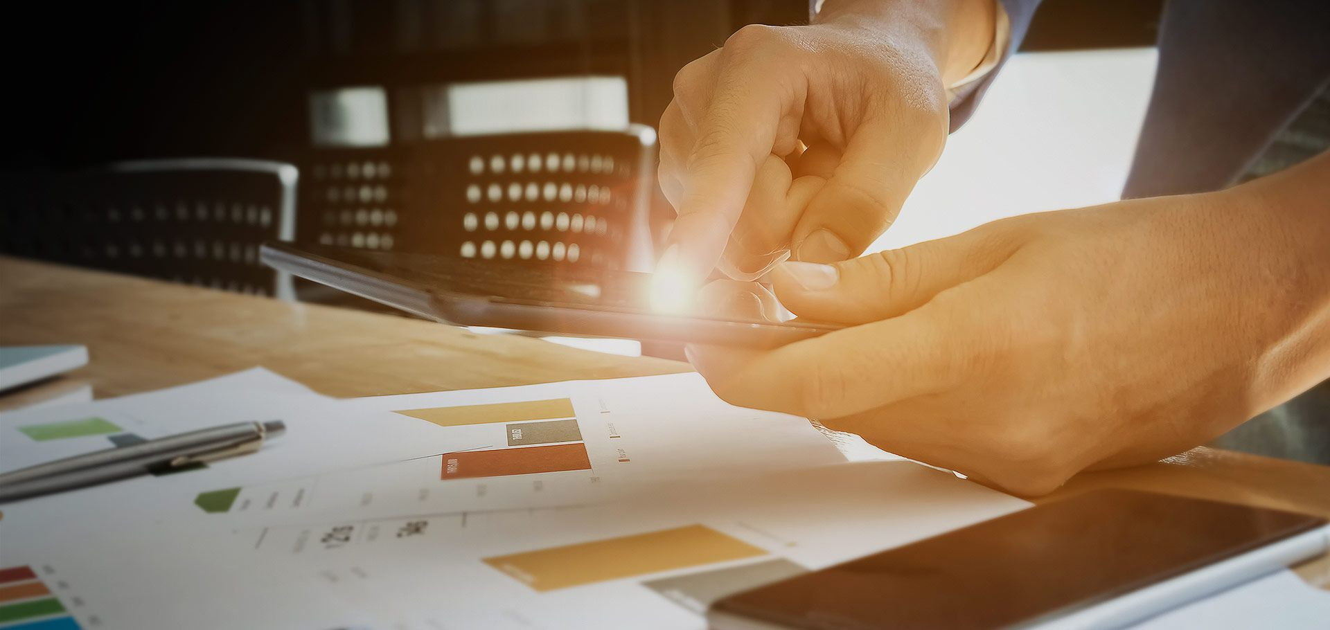 Looking for tax and financial consultant business