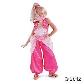 Barbie™ Genie Girlu0027s Costume $48  sc 1 st  Pinterest & Barbie™ Genie Girlu0027s Costume $48 | Grace | Pinterest | Costumes and ...