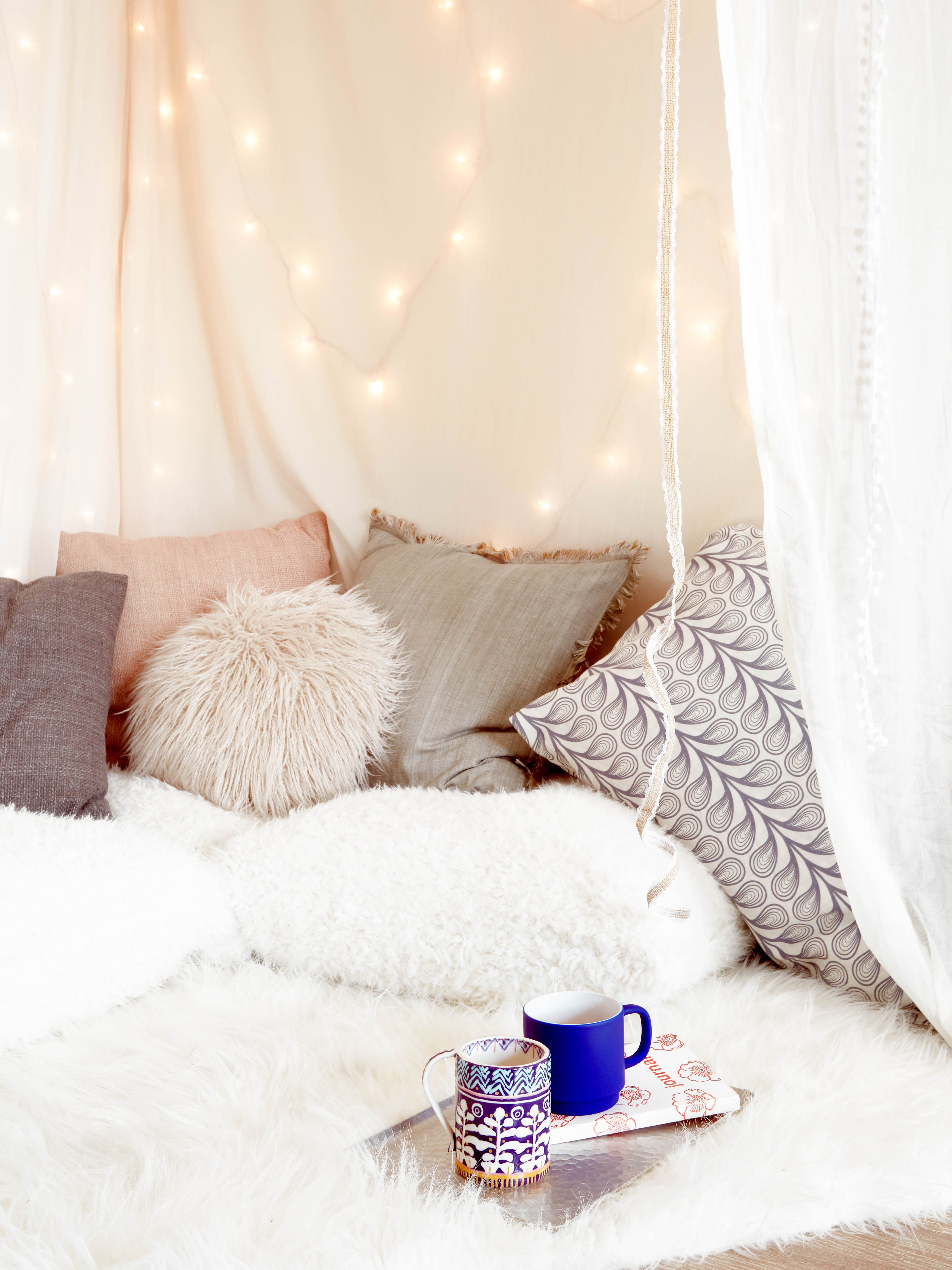 How to Make a Hygge Hideout at Home
