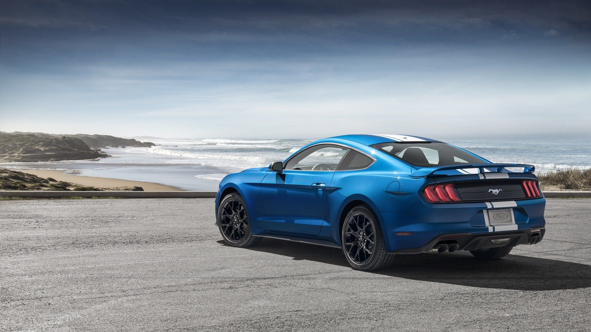 2019 Ford Mustang Ecoboost Gets Active Valve Exhaust This Is What It Sounds Like Mustang Ecoboost Ford Mustang Ecoboost Ford Mustang