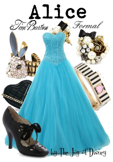 Tim Inspired From Burton The Of Outfit Version Alice By Formal xUYRIC
