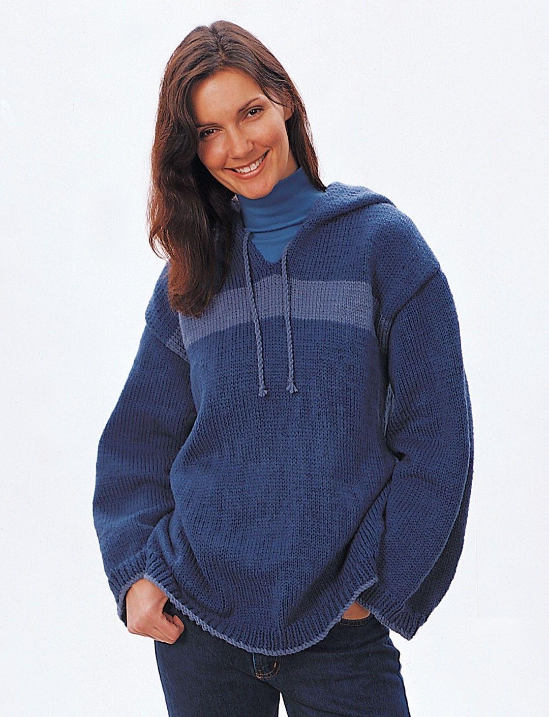 Yarnspirations bernat hooded sweatshirt patterns yarnspirations bernat hooded sweatshirt patterns yarnspirations knitting sweaterswomens sweaterspullover sweatersfree bankloansurffo Image collections