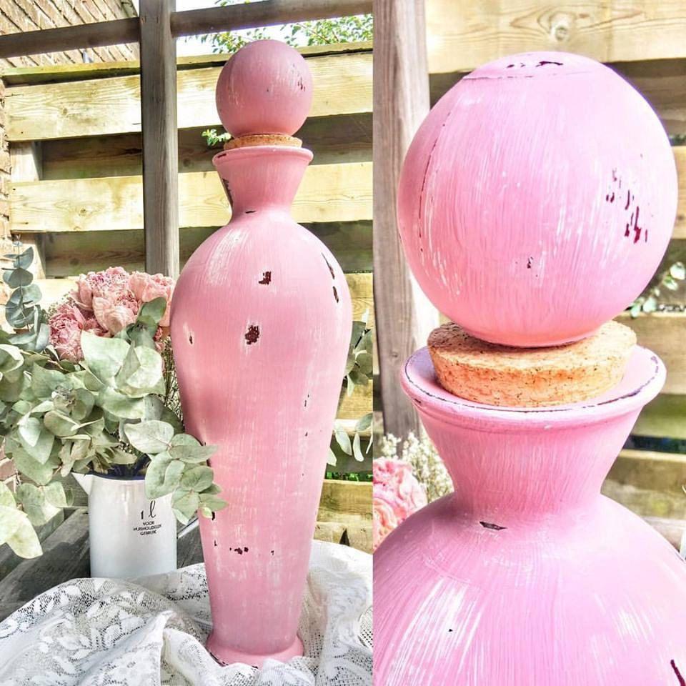 Siervaas roze door ChaptertwoStore op Etsy
