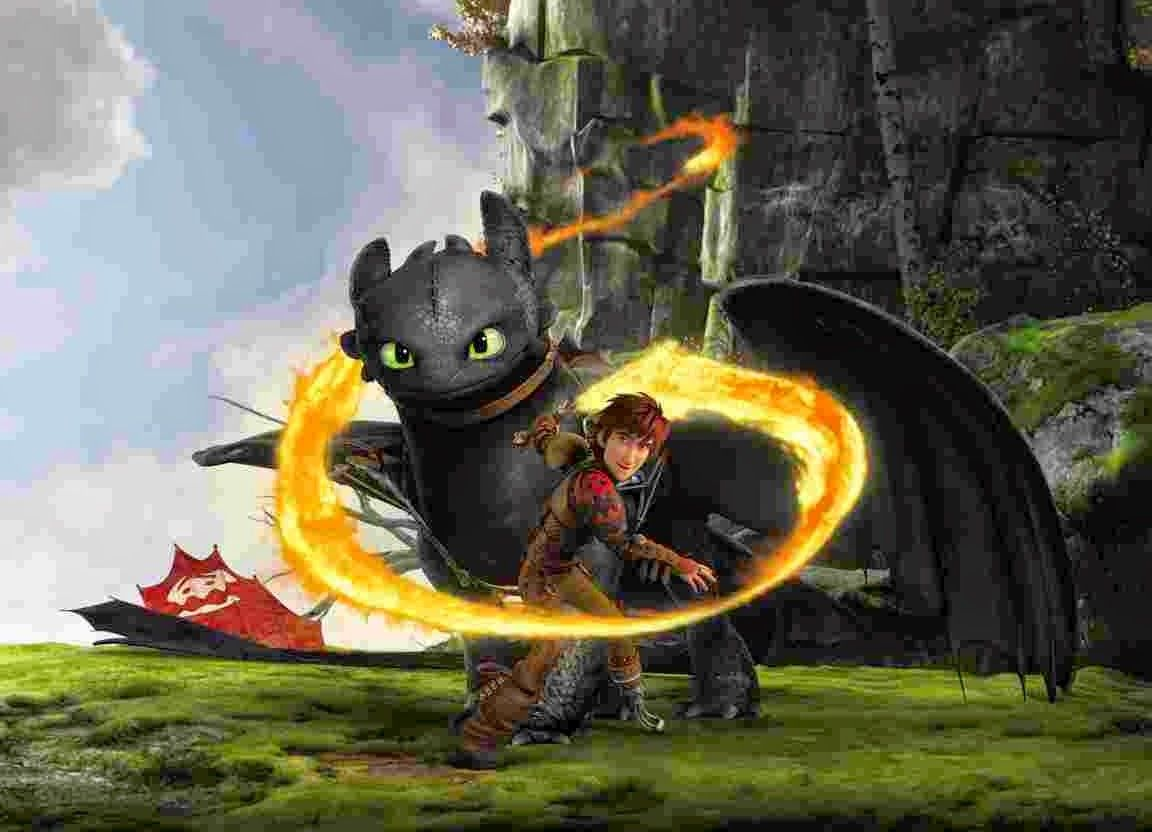 How To Train Your Dragon Wallpaper Images Pictures Download