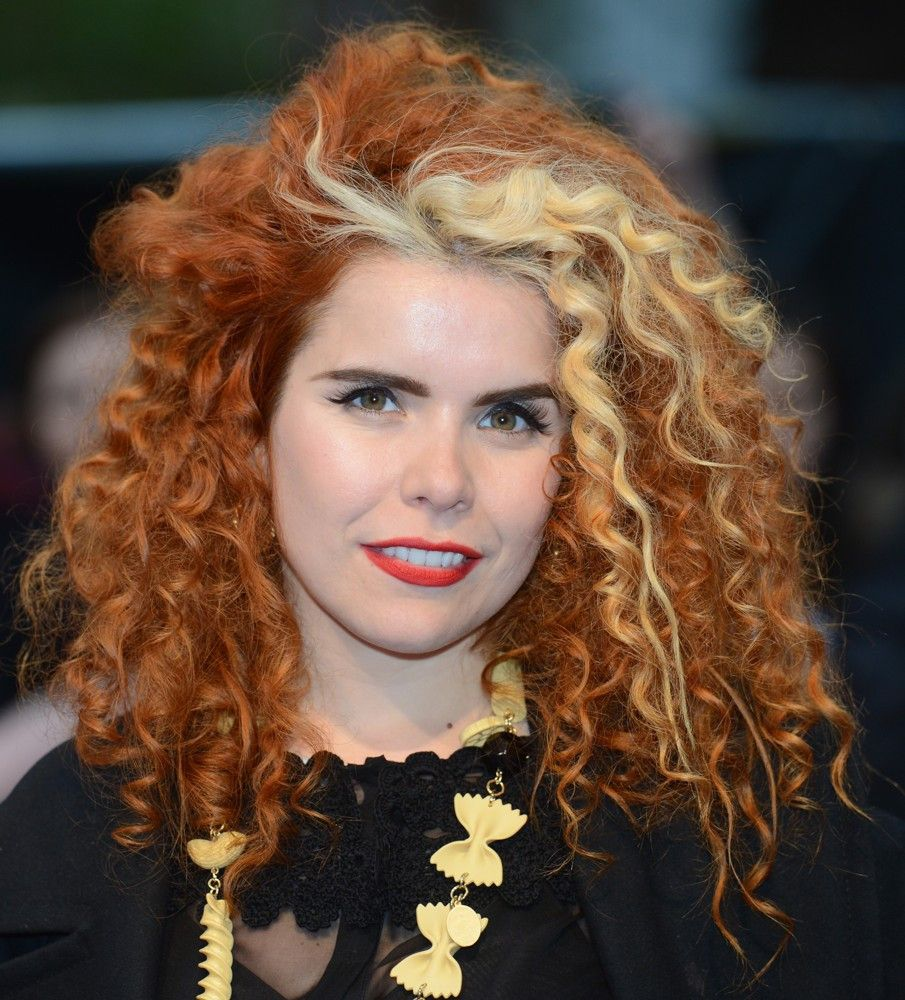 Pin By Floating On Alright On Red And Blonde Hair Inspiration Hairdos For Curly Hair Red Blonde Hair Front Hair Styles