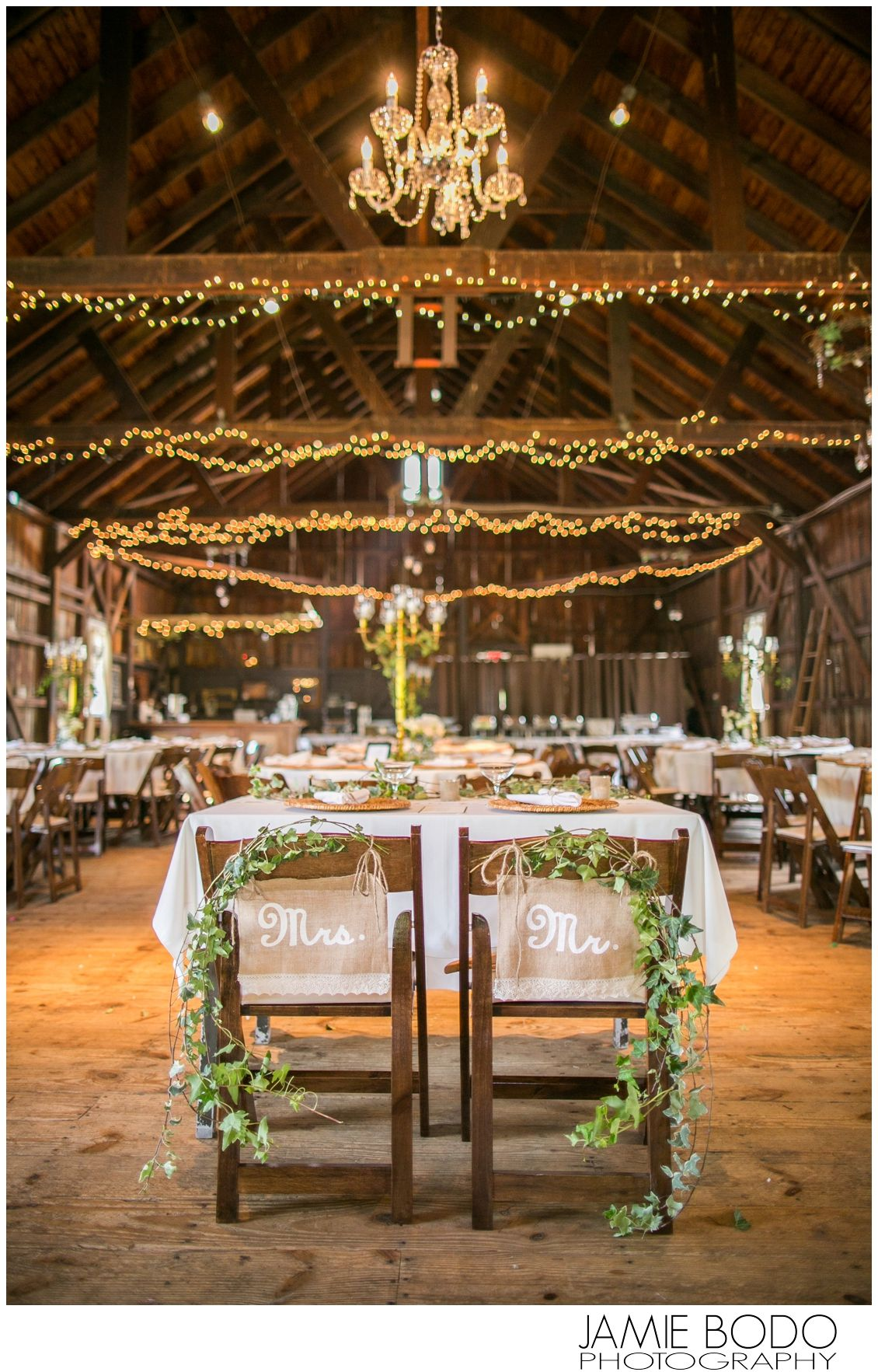 Rodes Barn Wedding Published In The Knot New Jersey Magazine