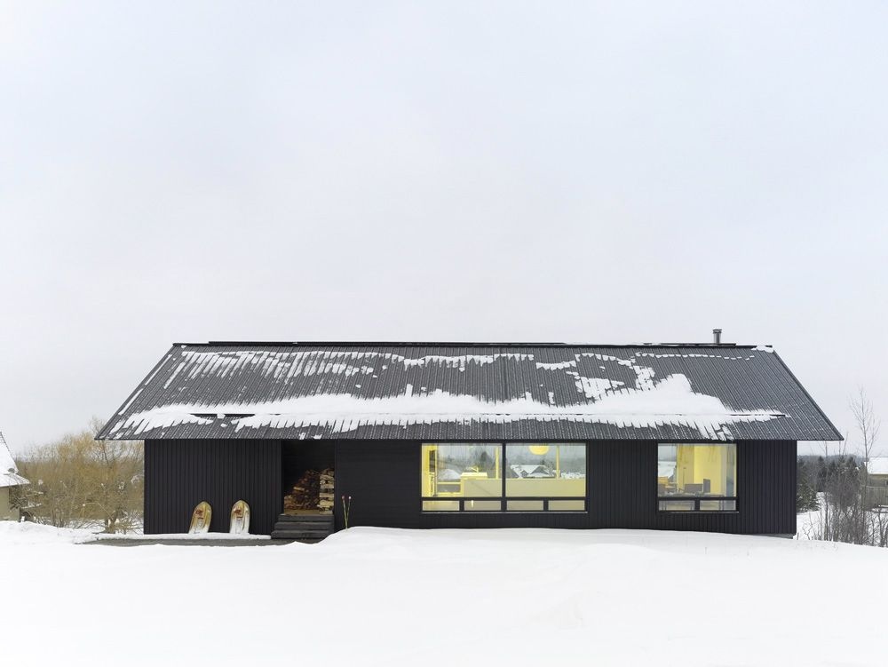 Clearview Chalet, Collingwood Ontario - Atelier Kastelic Buffey