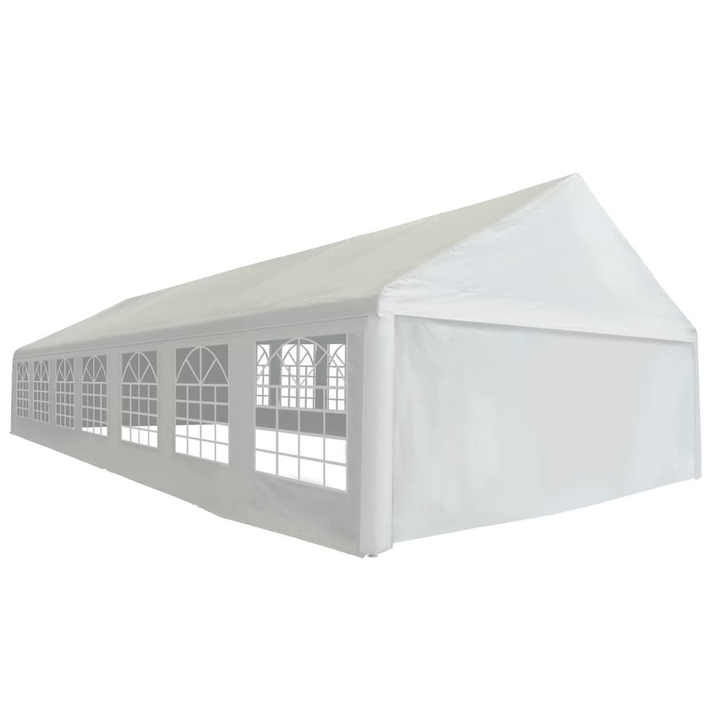 Partytent 6x14 M Pe Wit Trend In 2020 Party Tent Tent Freeport Park