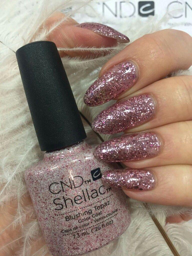 Blushing Topaz | Polished | Pinterest | Topaz, Shellac colors and ...