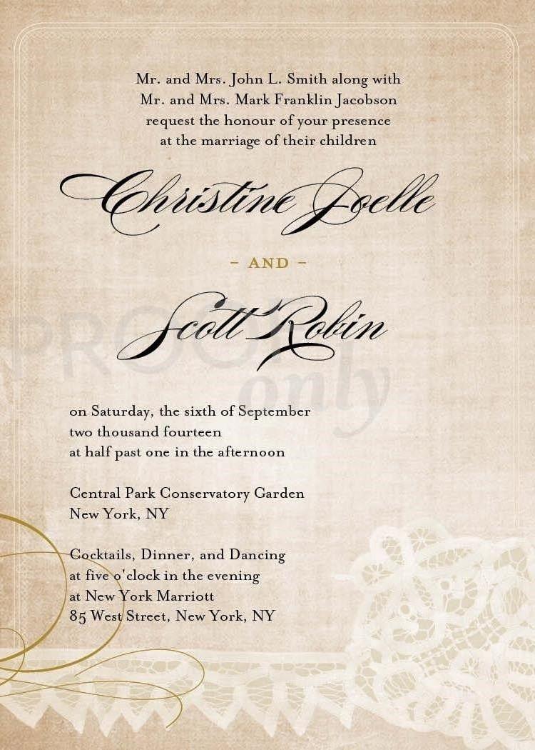 29 wonderful image of spanish wedding invitation wording