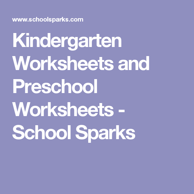 Kindergarten Worksheets And Preschool Worksheets School Sparks Free Handwriting Worksheets Writing Practice Sheets Handwriting Worksheets