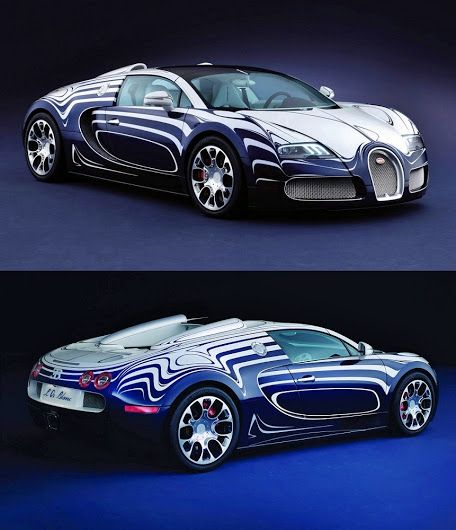 Bugatti Chiron Grand Sport Roadster Rendering Looks Cool: The €1.65 ($2.40 / £1.49) Million Bugatti Veyron Grand
