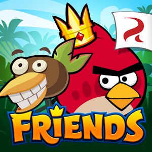 angry birds friends android hack