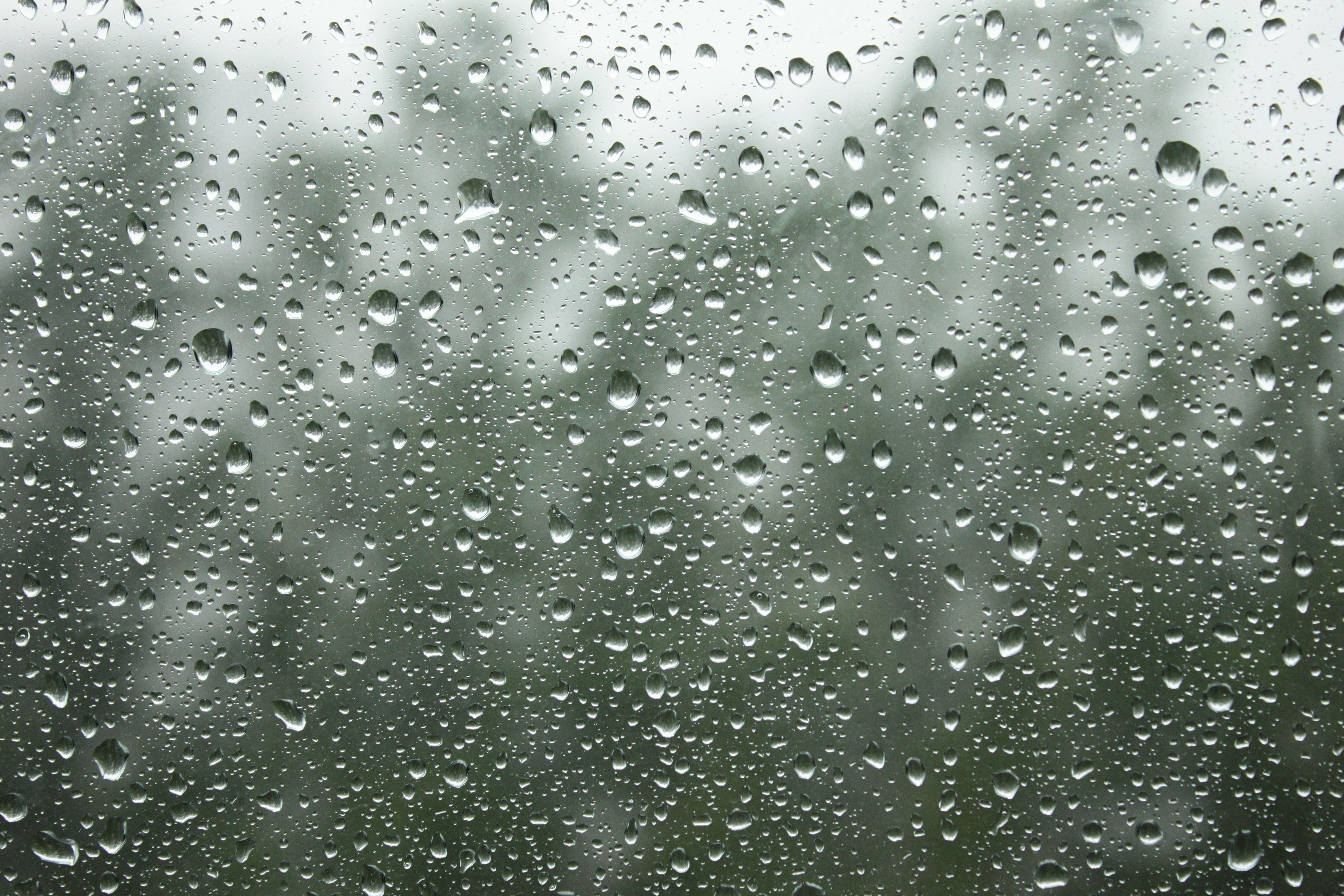 Как сделать на фото капли дождя
