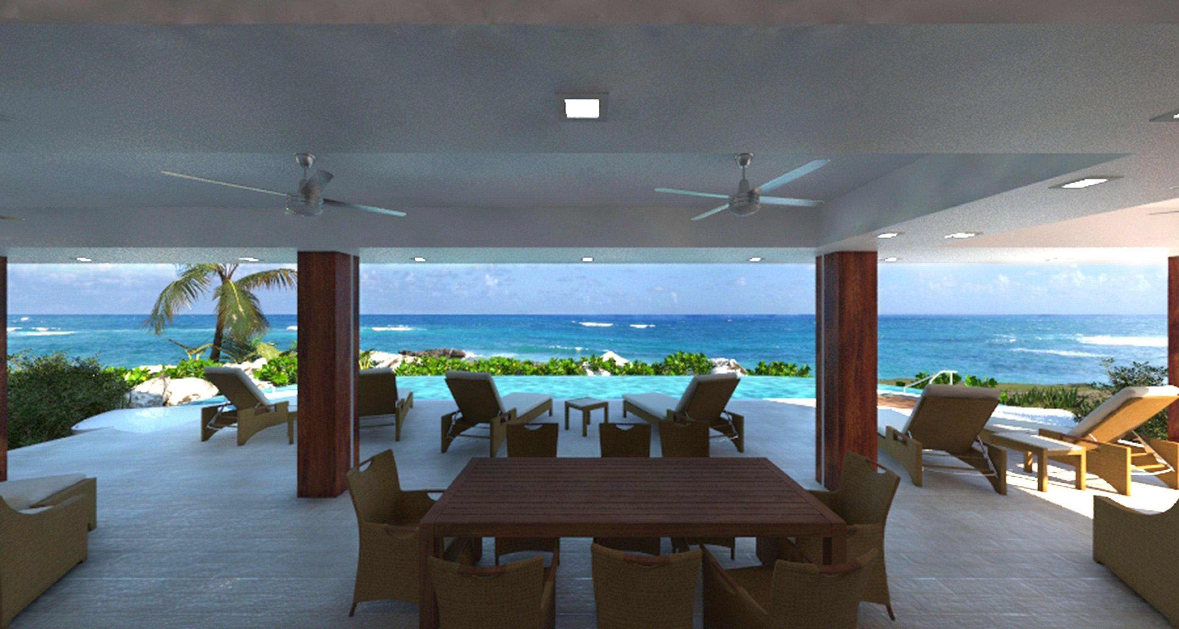 180 Degree Panoramic Ocean Views In The New Open Plan Beach House Concept Beach Houses Ocean Home Decor Cool House Designs Open Concept Home