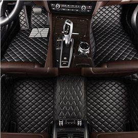 Popular Business Black Grid Style Not Stuck Brake Pedal Custom