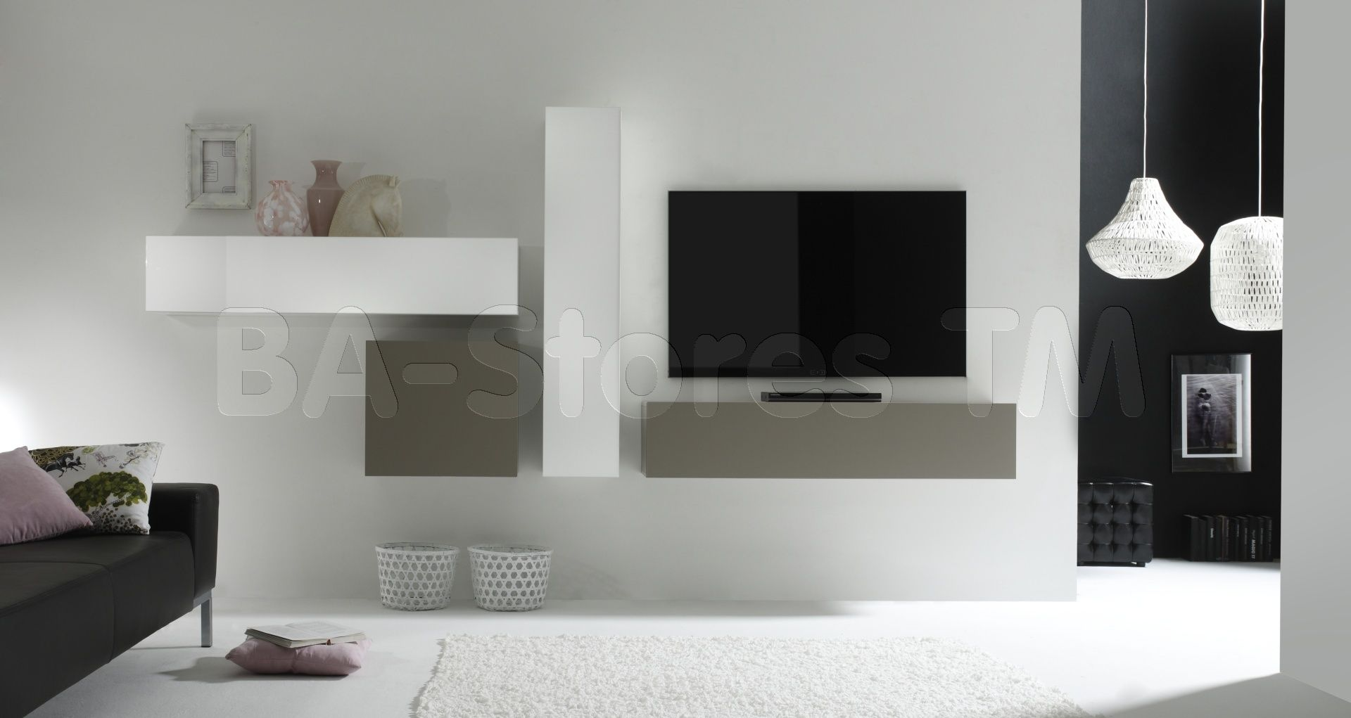 Lcmobili ~ Milan modern wall unit by lc mobili wall units by lc mobili