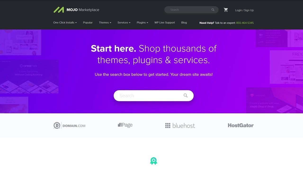 How To Install WordPress Theme by MOJO Marketplace or