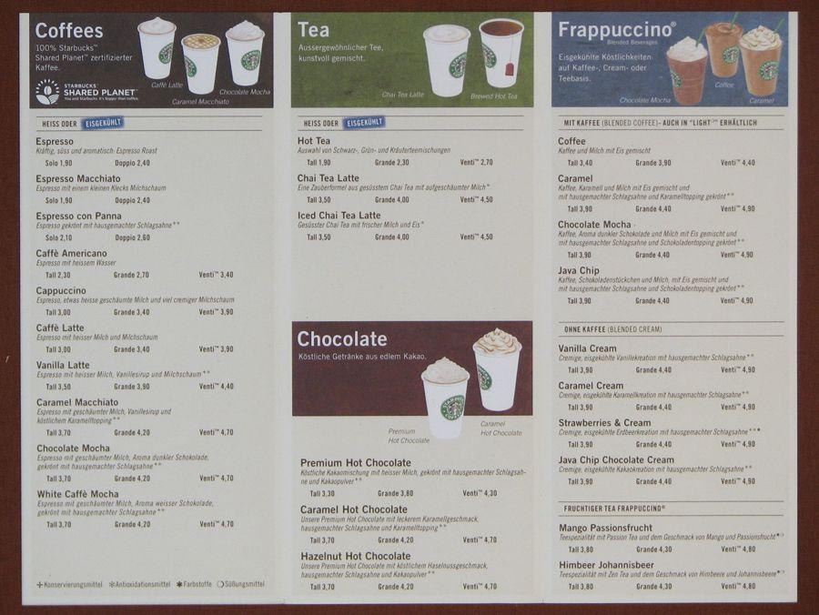 starbucks deutschland karte Die Starbucks Reise um der Welt fährt weiter: Nächste Haltepunkt