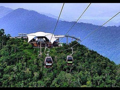 Langkawi Cable Car,Malaysia - http://www.langkawi-mega.com/langkawi-cable-carmalaysia/
