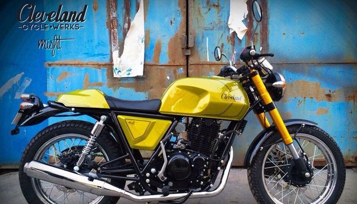 Cleveland Cyclewerks 500cc